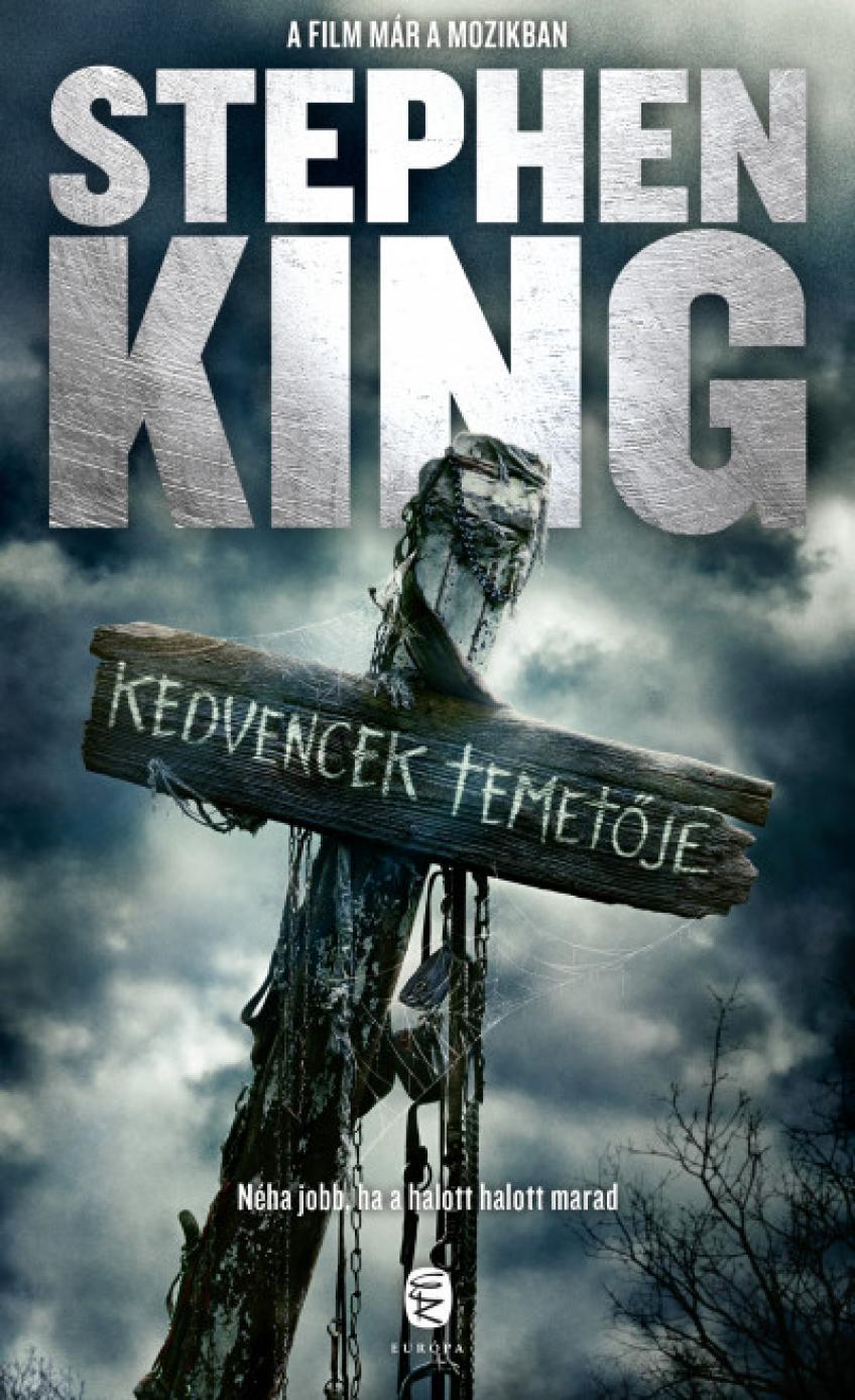 Stephen King - Kedvencek temetoje