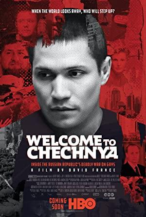 Isten hozott csecsenföldön