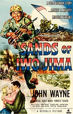 Iwo Jima fövenye