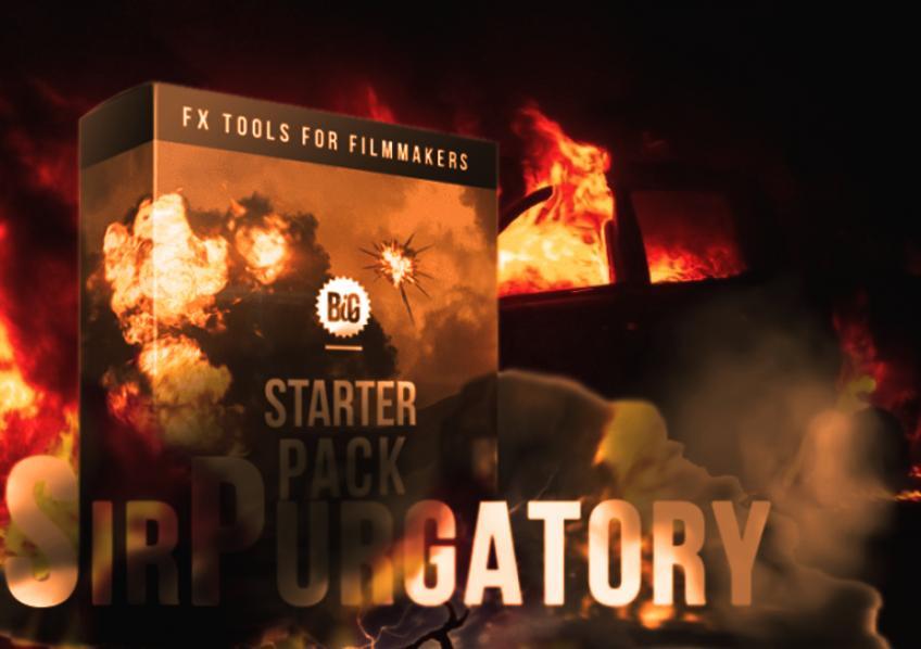 VFXCentral - Big Vfx Starter Pack Blockbuster FX Pack