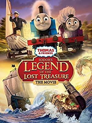 Thomas a gőzmozdony - Az elveszett kincs legendája