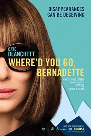 Hová tűntél, Bernadette?