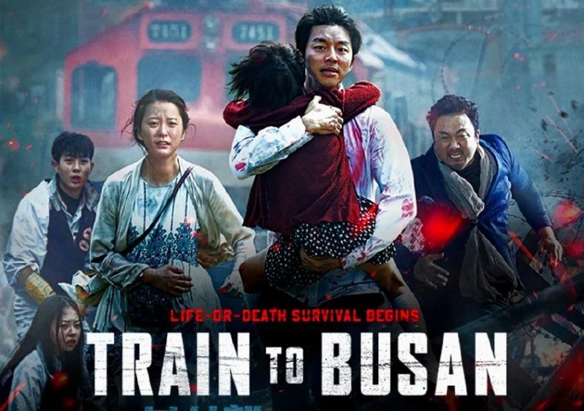 Vonat Busanba 1-2