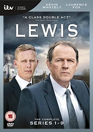 Lewis - Az oxfordi nyomozó  - (teljes ELSŐ évad!)