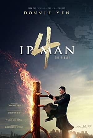Ip Man 4: Finálé