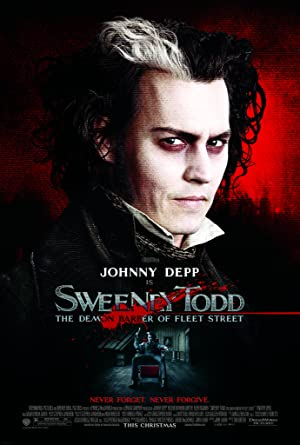 Sweeney Todd - A Fleet Street démoni borbélya
