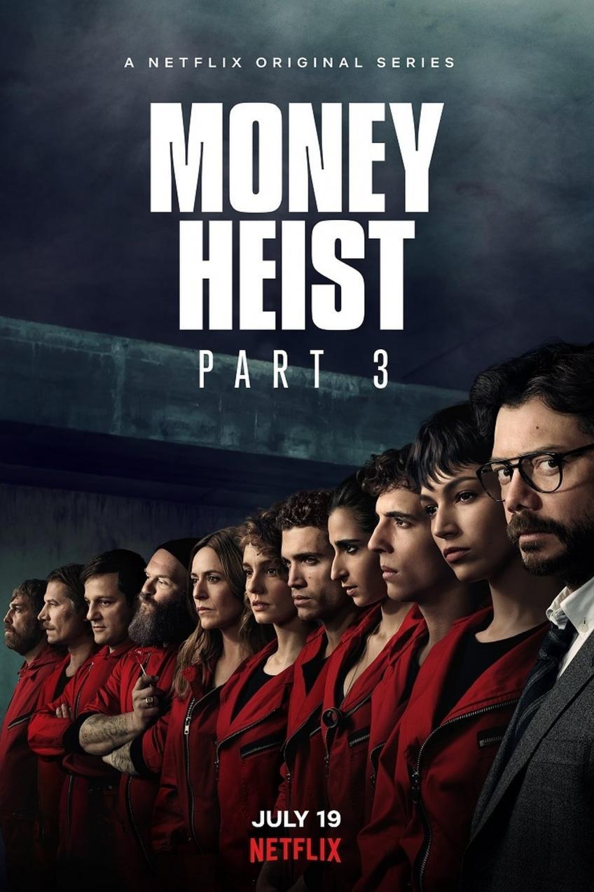 A nagy pénzrablás