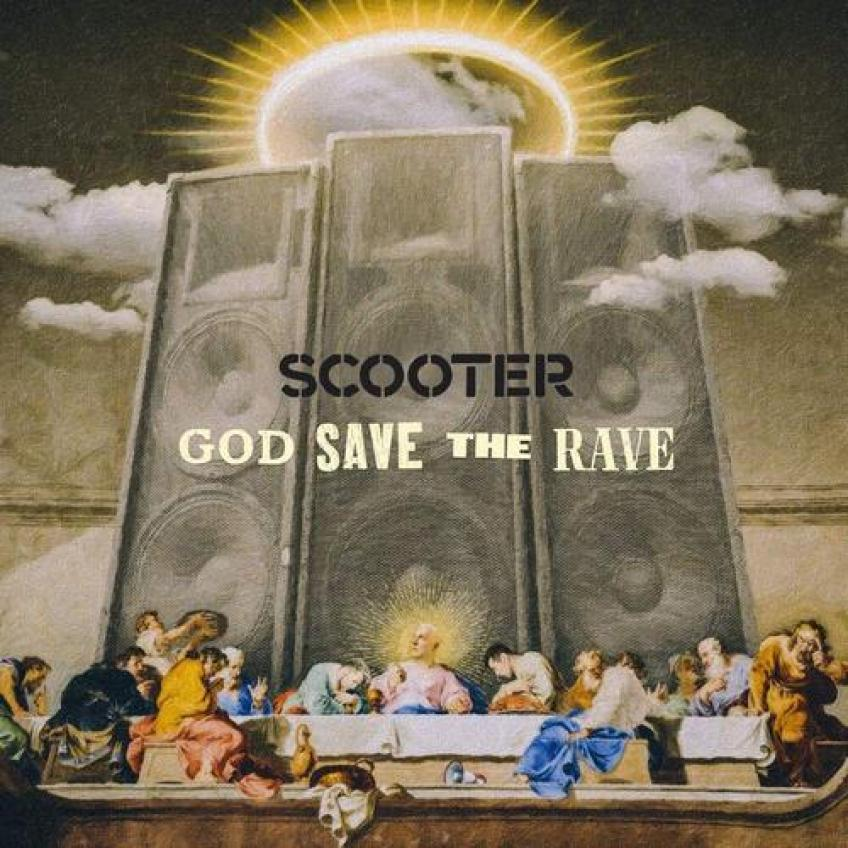 Scooter - God Save The Rave (2 CD 2021)[FLAC]-Naftamusic