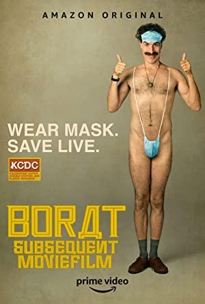 Borat utólagos mozifilm