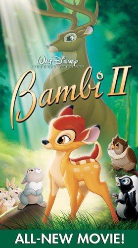 Bambi 2 - Bambi és az erdő hercege
