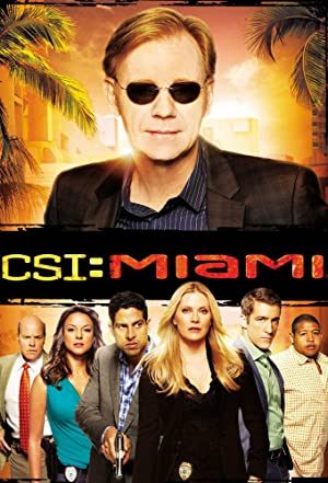 CSI: Miami helyszínelők