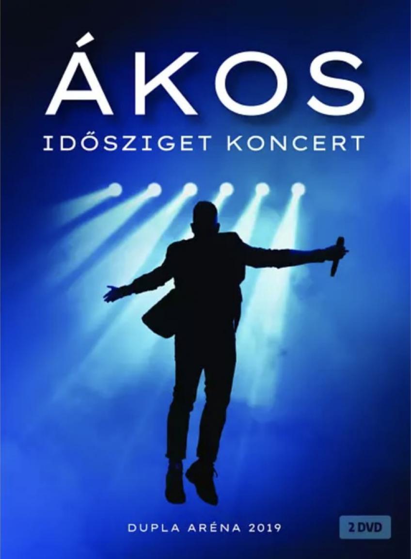 Ákos - Idősziget koncert - Dupla Aréna 2019 1080i