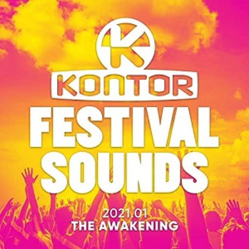 VA - Kontor Festival Sounds 2021 01 - The Awakening-WEB-2021-ZzZz