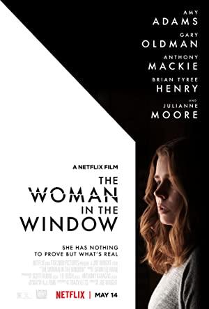 Nő az ablakban