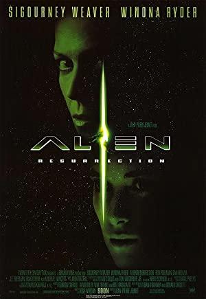 Alien 4.: Feltámad a halál