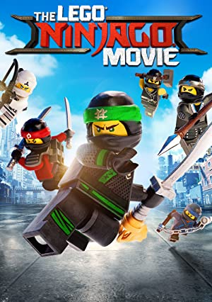 A Lego Ninjago film