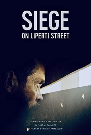 A Liperti utca ostroma