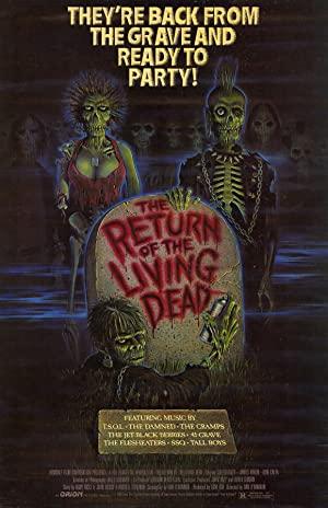 A halál visszatér (Az élőhalottak visszatérnek)