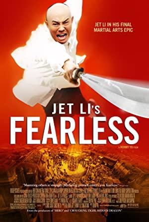 Jet Li - Félelem nélkül / A küzdelem útja