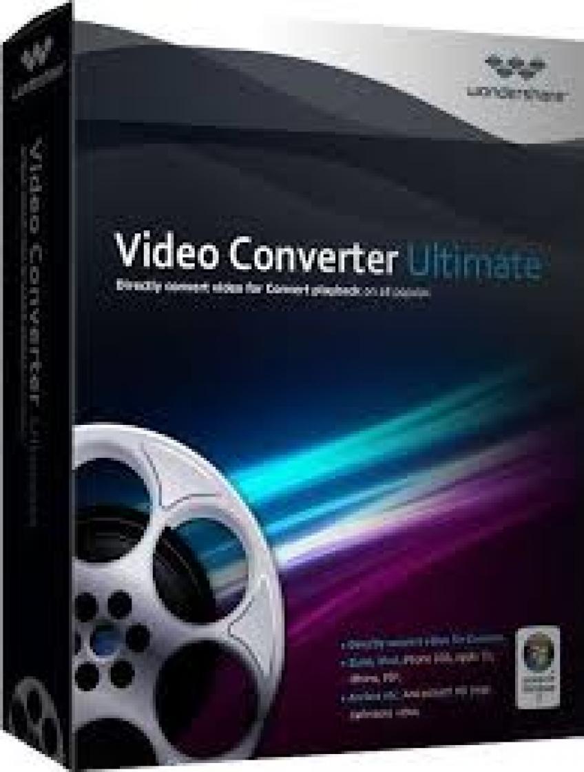Wondershare UniConverter 12.6.3.1