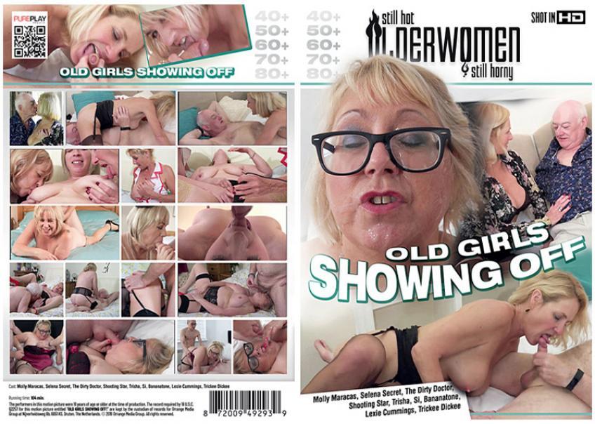 Old Girls Showing Off (Older Women)