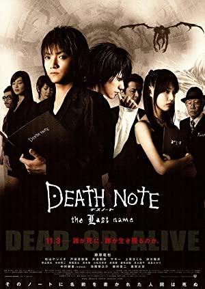 Death Note - Az utolsó név