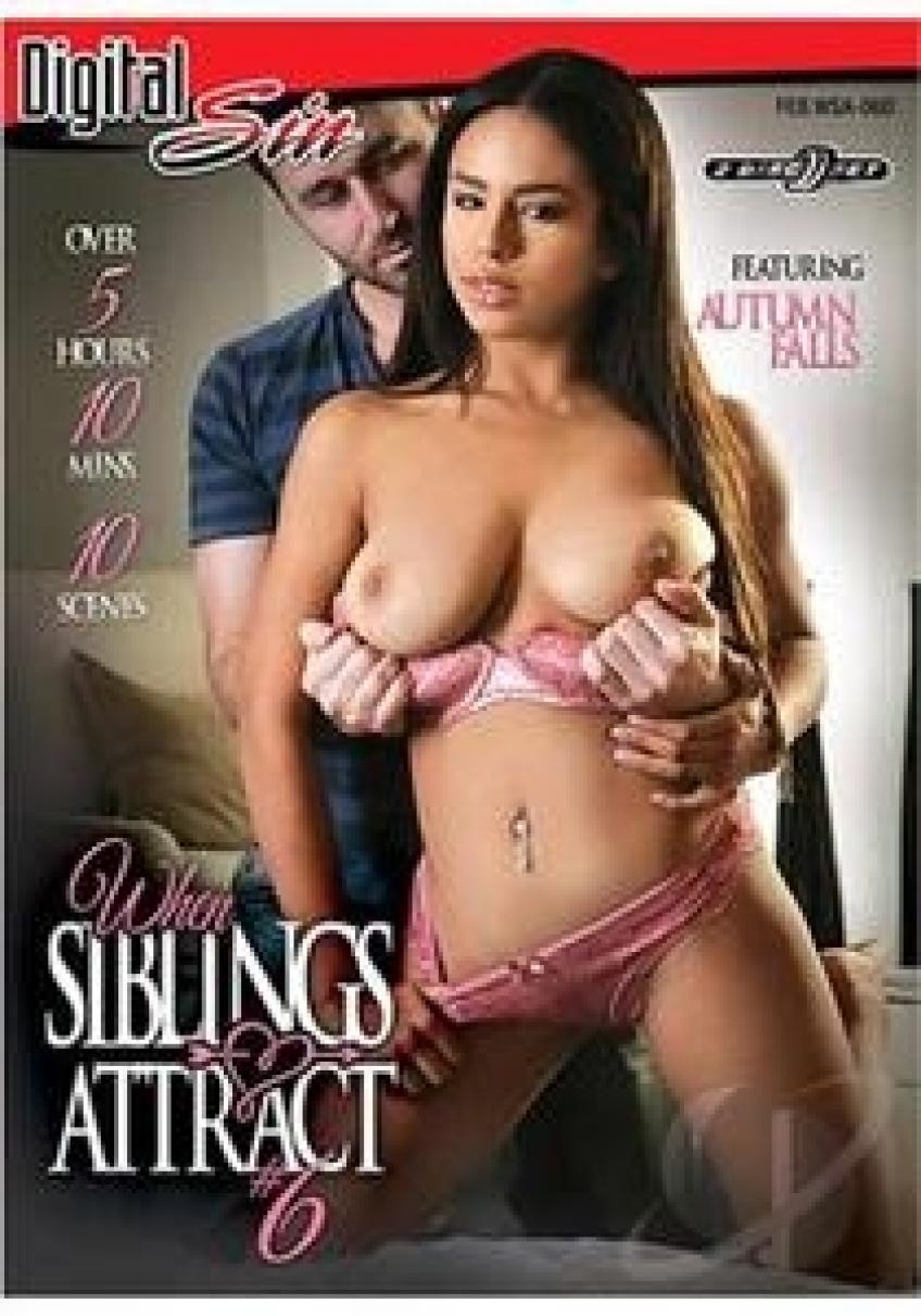 When Siblings Attract 6 DiSC2 XXX DVDRip x264 SUCKXXX