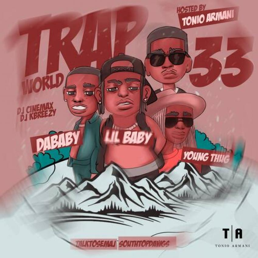 VA-DJ Cinemax - Trap World 33-2021-MIXFIEND