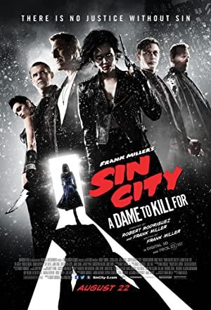 Sin City: Ölni tudnál érte