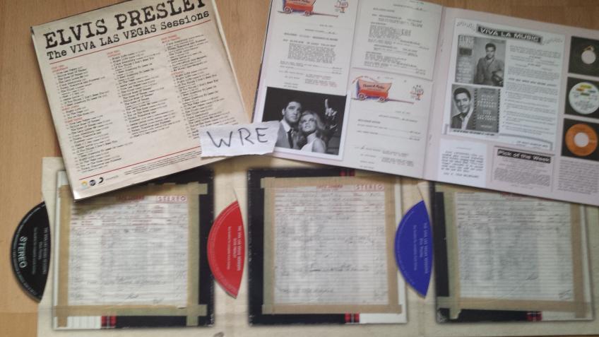 Elvis Presley-The Viva Las Vegas Sessions-(506020-975122)-3CD-FLAC-2018-WRE