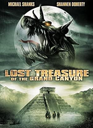 A Grand Canyon elveszett kincse