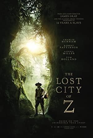 Z: Az elveszett város