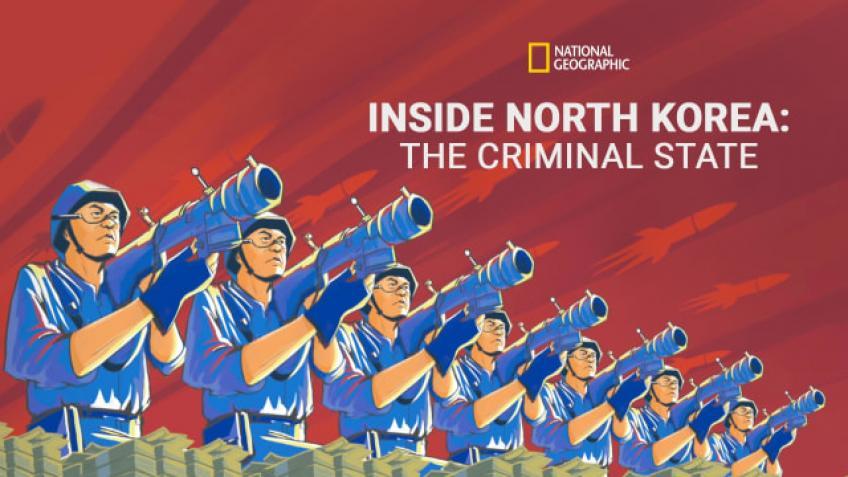 Észak-Korea - Az alvilági állam 720p