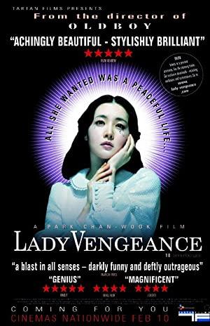 Lady Vengeance - A bosszú asszonya