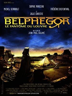 Belphégor - A Louvre fantomja