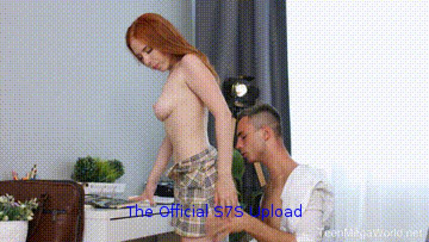 Ginger chick demands cum Holly Molly1080p