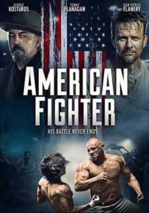 Amerikai harcos