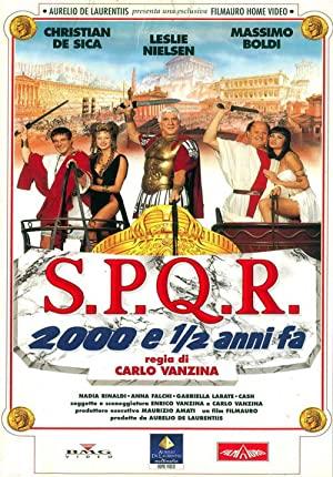 Pajzán kalandok Rómában - 2000 és 1/2 évvel Krisztus előtt