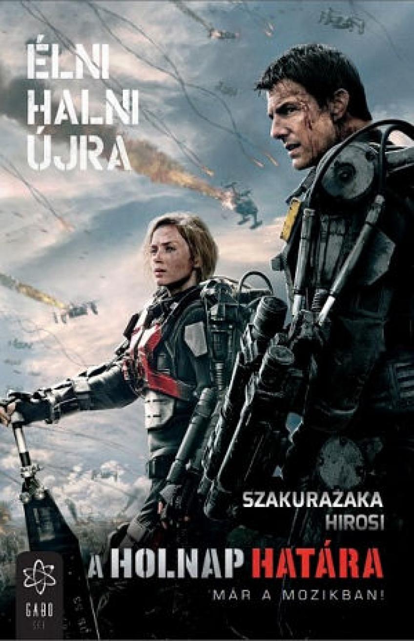 Szakurazaka Hirosi - A holnap határa (2014)[MOBIPOCKET MOBI]