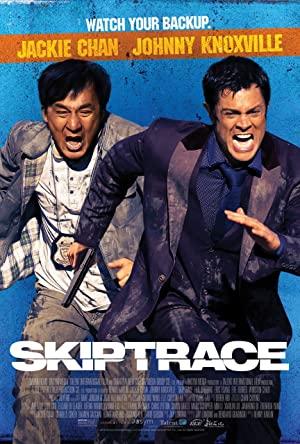 Skiptrace: A zűrös páros