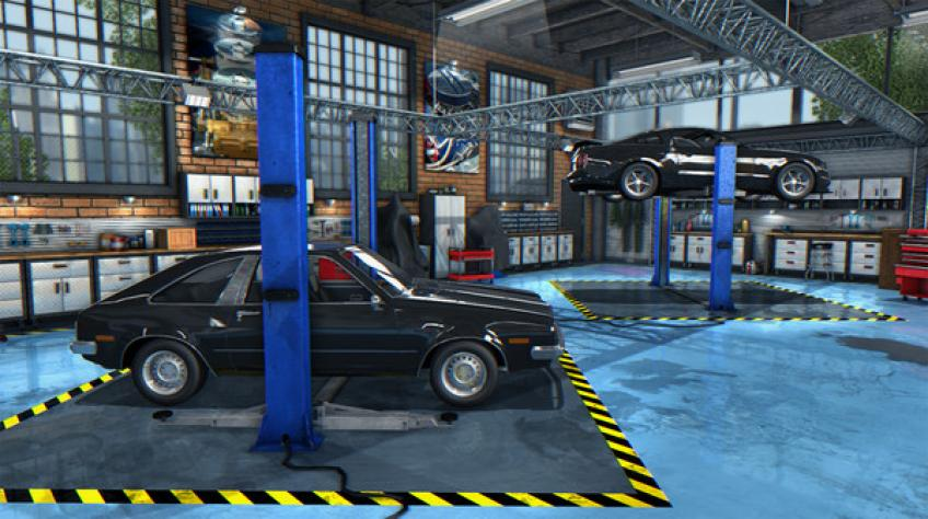 Car Mechanic Simulator 2015 Gold Edition R.G. Mechanics