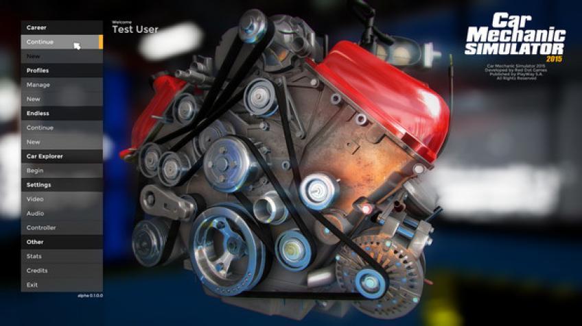 Car Mechanic Simulator 2015 Gold Edition R.G. Mechanics