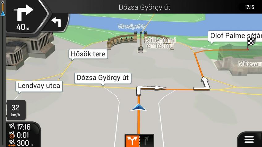 [Android] iGO Navigation SzülinApp v9.18.27.650160