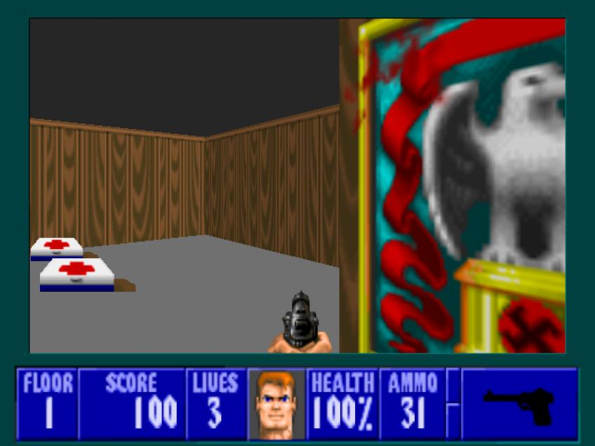 Wolfenstein 3D Ultimate Complete High Edition 1992