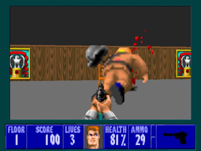 Wolfenstein 3D Ultimate Complete High Edition 1992
