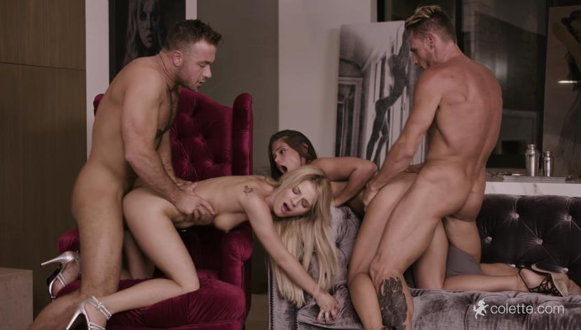Colette.16.09.29.Caprice.And.Bella.Rose.Erotic.Party.XXX.1080p.MP4-KTR