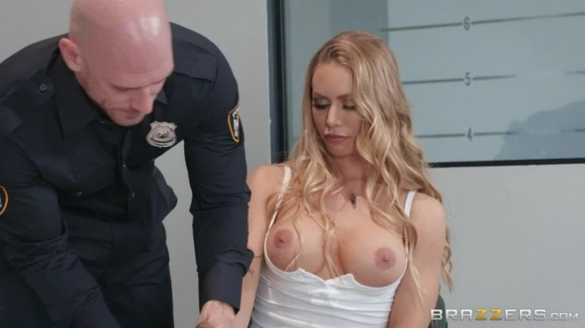Nicole Aniston-Lined Up And Laid Out