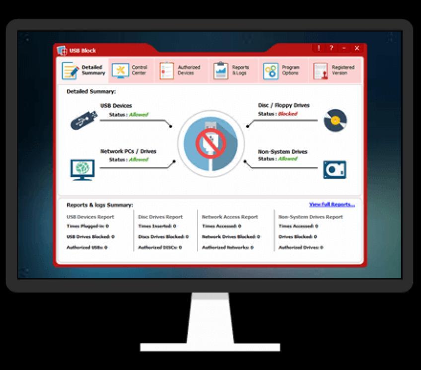 Newsoftwares USB blokk 1.7.5 + orvostudomány [BabuPC]