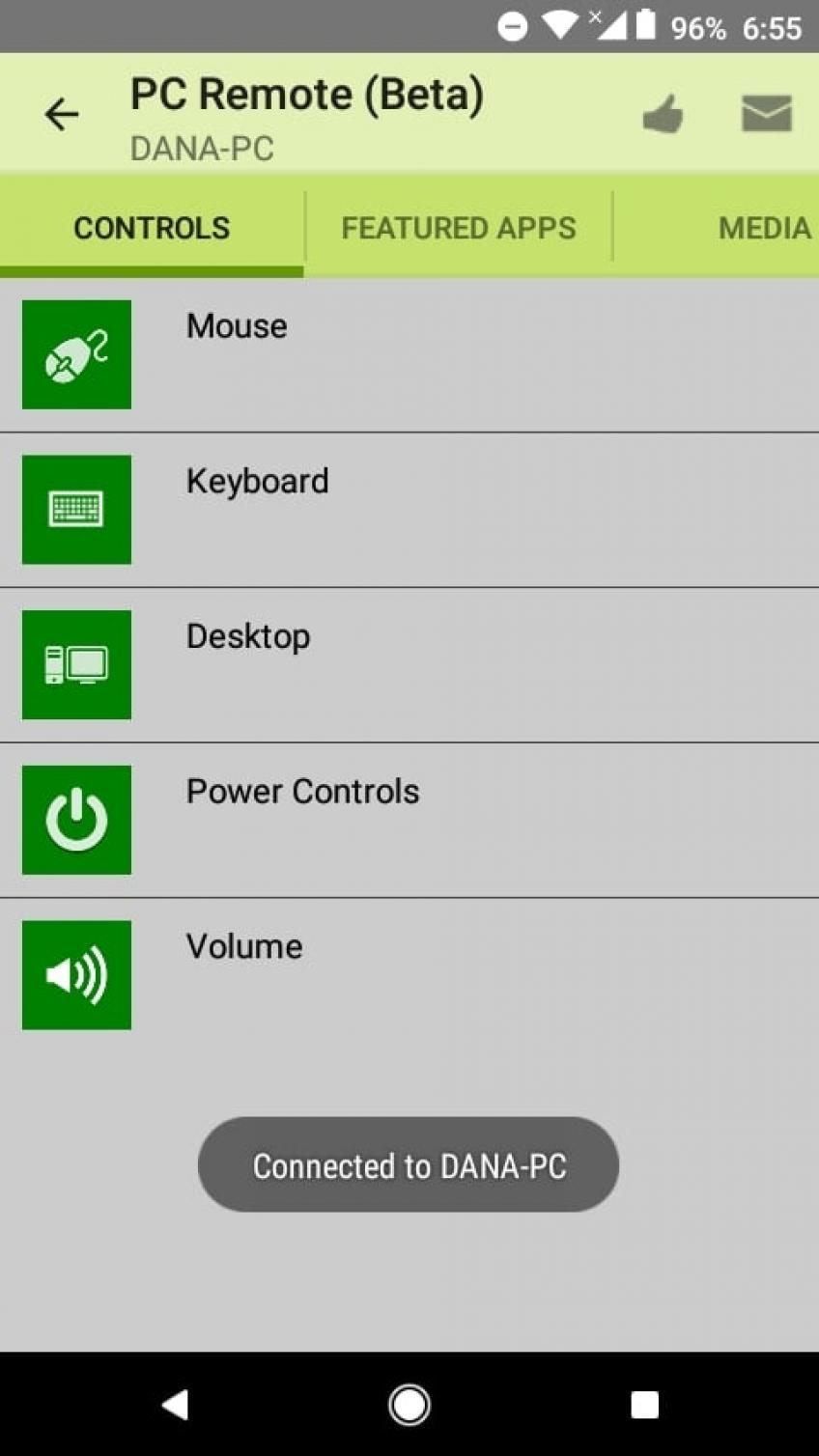 PC Remote (Beta)