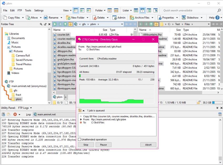 Directory Opus Pro 12.12 Build 6961 (x64) Multilingual + Medicine[BabuPC]